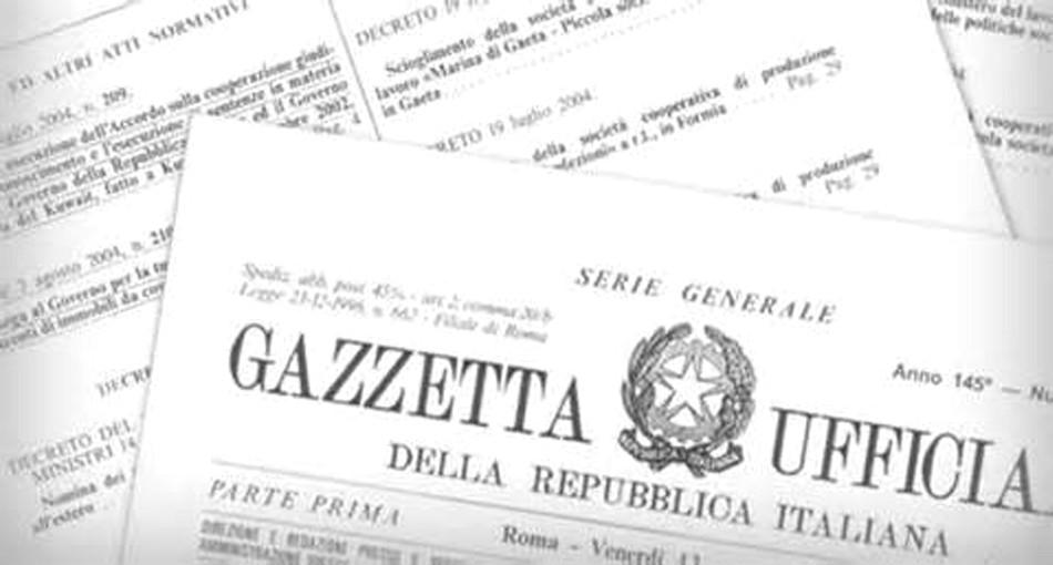 Cura Italia: pubblicato il decreto-legge 18/2020