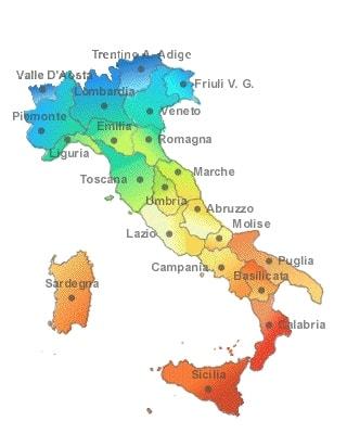 Prevenzione dell'usura: la mappa (a metà) dell'Emilia-Romagna